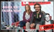 Miguel Iza y Paloma Rojas presentan 'Tu mano en la mía' en La Contra