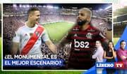 Copa Libertadores: ¿El Monumental es el mejor escenario para la final? - Líbero Tv
