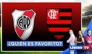 River o Flamengo: ¿qué equipo es favorito para ganar la Copa Libertadores? - LíberoTV