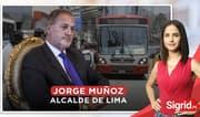 """Muñoz: """"Mi misión es que el ciudadano tenga un transporte adecuado, digno y de calidad"""""""