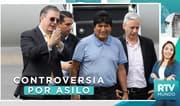 RTV Mundo: México brinda asilo político de Evo Morales