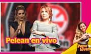 Gisela Valcárcel y Magaly Medina discuten en vivo por la Teletón - Populovers