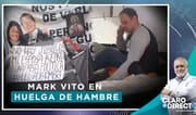AAR: Mark Vito en huelga de hambre