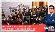Fake News: ¿Excongresistas podrán postular en las próximas elecciones?