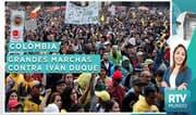 Colombia: Presidente Duque se pronuncia tras protestas