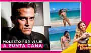 "Christian Domínguez molesto con la ""Chabelita"" por viaje a Punta Cana - Populovers"