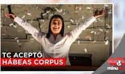 Keiko Fujimori: TC aceptó Hábeas Corpus - 10 minutos Edición Matinal