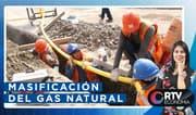 RTV Economía: Masificación del gas natural en Lima y Callao