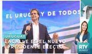 RTV Mundo: Luis Lacalle es el nuevo presidente electo de Uruguay