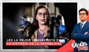 Fake News: ¿Bartra es la mejor congresista en la historia del Perú?
