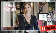Anna Carina Copello presenta tema: Dónde están La Contra