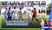 ¿Debe anularse la final de Juliaca a pedido a Alianza Lima? - Líbero Tv