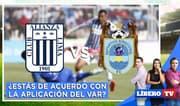 Alianza Lima vs. Binacional: ¿Estás de acuerdo con la aplicación del VAR en Matute? - Líbero Tv