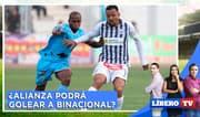 ¿Alianza Lima podrá golear a Binacional? - Líbero Tv