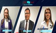 Elecciones 2020: Úrsula Moscoso vs. Alejandra Argandoña vs. David Velasco