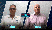 Elecciones 2020: Gino Costa vs. Luis Solari   Versus Electoral