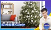 Señales con Jhan Sandoval: ¿Dónde colocar el árbol de navidad según el feng shui? Segunda parte