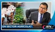 Sector Agrícola: ¿Cuáles fueron los avances en este año?
