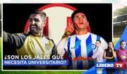 ¿Dos Santos y Urruti son los jales que necesita Universitario para la Copa? - Líbero Tv