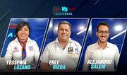 Elecciones 2020: Yessenia Lozano vs. Erly Riega vs. Alejandro Salem   Versus Electoral