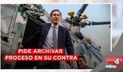 Elecciones 2020: Martín Vizcarra pide a JEE archivar proceso en su contra