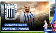 ¿El 'Mudo' Rodríguez está en condiciones para jugar en Alianza Lima? - Líbero TV