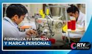 Emprendimiento: Formaliza tu empresa y marca personal