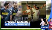 ¿Universitario de Deportes podrá vencer esta noche a Boca Juniors? - Líbero Tv