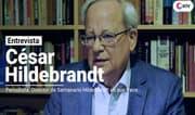 """César Hildebrandt: """"El horizonte en el Perú debería ser el cambio de la Constitución"""""""