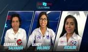 Elecciones 2020: Diana Ricalde vs. Gandy Dolores vs. Gabriela Salvador | Versus Electoral