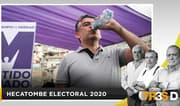 Tres D: Hecatombe electoral 2020