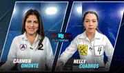 Omonte vs. Cuadros: Apoyarán a la mujer desde el Congreso