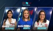 Mezarina, Montes y Gutierrez: Campañas transparentes