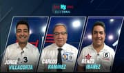 Ibañez, Villacorta y Anderson: Proponen eliminación parcial de la inmunidad