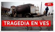 Tragedia en VES tras incendio de camión cisterna - RTV Noticias