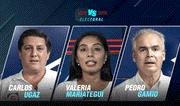 Ugaz, Mariategui y Gamio: Sueldo de congresistas en debate