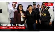 Keiko Fujimori volvió al penal Anexo de mujeres - RTV Noticias