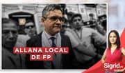 """Alva: """"Acción Popular va a colaborar con todos los poderes del Estado"""""""