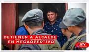 Detienen a alcalde de Punta Negra en megaopertivo - RTV Noticias