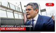 Fiscalía responde a la demanda de Odebrecht contra el Estado - RTV Noticias