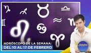 Horóscopo de la semana: del 10 al 17 de febrero