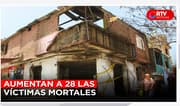 Tragedia en VES: Aumentan a 28 las víctimas mortales - RTV Noticias