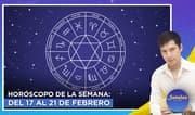 Horóscopo de la semana: Del 17 al 21 de febrero