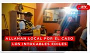 Intervienen inmubeles por caso 'Intocables Ediles' - RTV Noticias