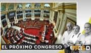 Tres D: El próximo Congreso