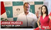 """Muñoz: """"No va a pasar de esta semana la recuperación de las Lomas de VMT"""""""