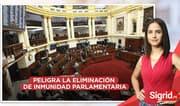 """Vega: """"Más de una bancada no va a dar el voto de confianza al Gabinete"""""""
