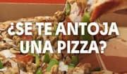 Tu pizza en 30 segundos
