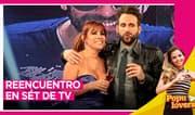 "Magaly Medina y Rodrigo González ""Peluchín"" se reencontrarán en set de tv - Populovers"