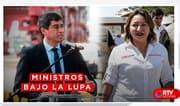 Ministros de Producción y Transportes bajo la lupa - RTV Noticias